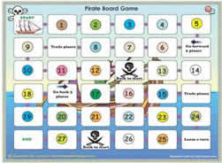 Math Board Games For Children Pre K To Sixth 6th Grade