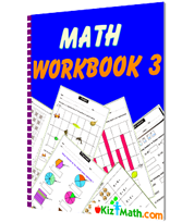 Math workbook 3