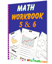 Math workbook 5 & 6